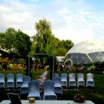 Ślub plenerowy 4 Żywioły Falenty